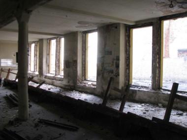 Entkernung Gebäude 2